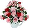 Mixed Flower Mug